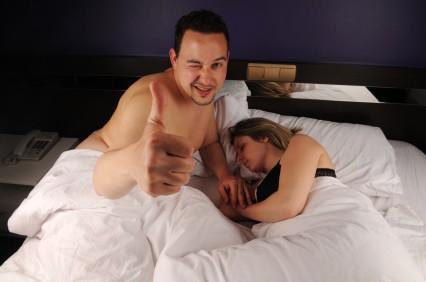 homens fingem orgasmo