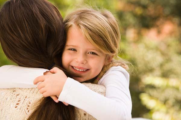 abraço verdadeiro