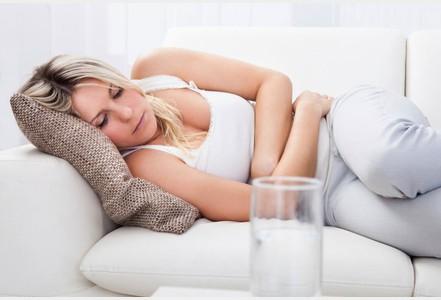 eliminar as cólicas menstruais