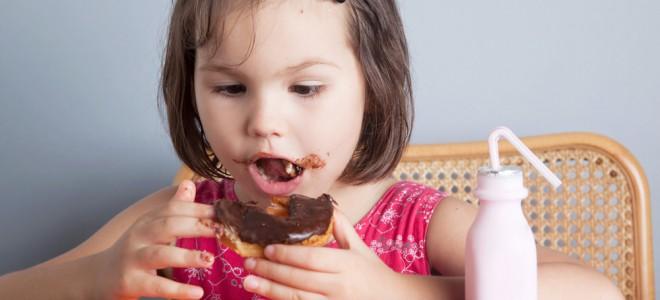 Alimentos com glúten são nocivos para crianças portadoras da doença celíaca. Foto: Shutterstock