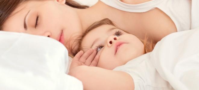 Má qualidade da respiração infantil durante o sono pode indicar a apneia. Foto: Shutterstock