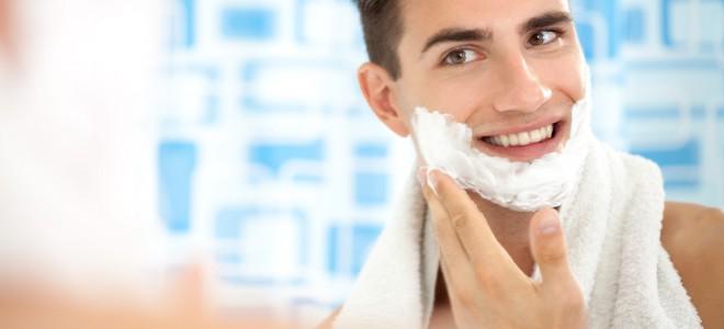 Cuide da pele: use produtos corretos e não prolongue a vida útil da lâmina. Foto: Shutterstock