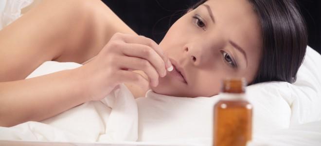 Pílulas para dormir estão associadas a 35% mais chances de desenvolver câncer. Foto: Shutterstock
