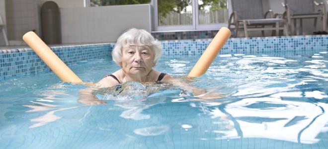 hidroginástica para idosos