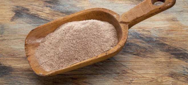 Cereal teff é rico em cálcio, ferro, fibras e proteínas, e não contém glúten. Foto: Shutterstock