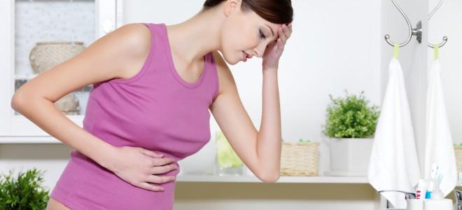 Em torno de 80% das gestantes têm náuseas no primeiro trimestre da gravidez. Foto: Shutterstock