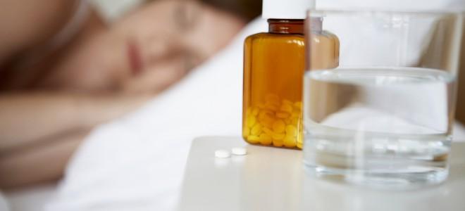 Com o uso frequente, remédios contra insônia só fazem efeito em doses elevadas. Foto: Shutterstock