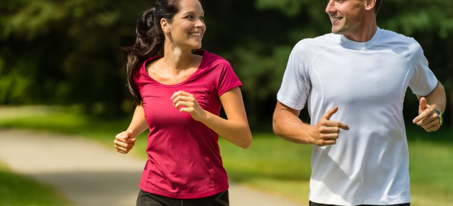 Correr emagrece porque a atividade movimenta grandes grupos musculares. Foto: Shutterstock