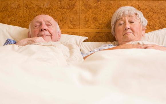 idosos dormem pouco
