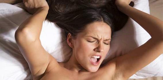fingir orgasmo