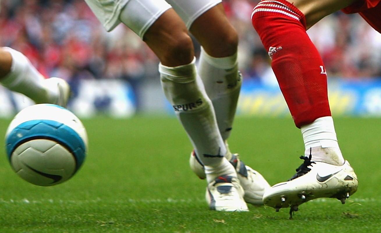 lesões do futebol