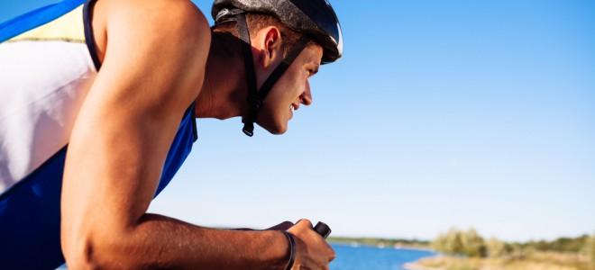 Treinamento do triathlon faz com que se queime uma enorme quantidade de calorias. Foto: Shutterstock