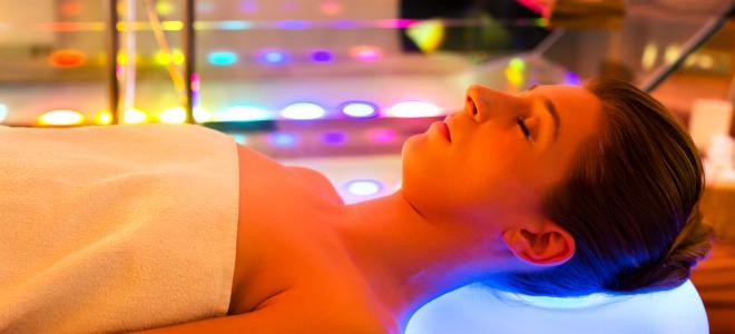 Cromoterapia usa cores para curar doença e restaurar equilíbrio físico e mental. Foto: Shutterstock