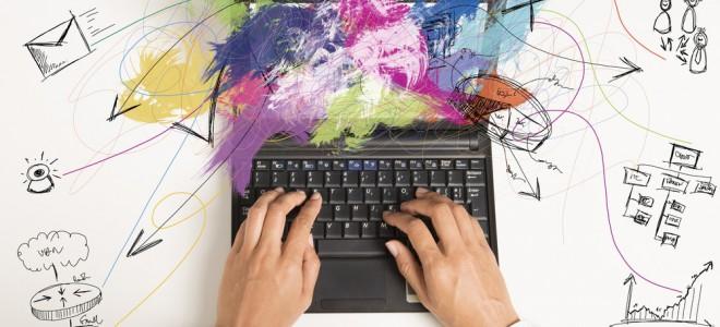 Profissionais criativos ampliam motivação e são mais reconhecidos no trabalho. Foto: Shutterstock