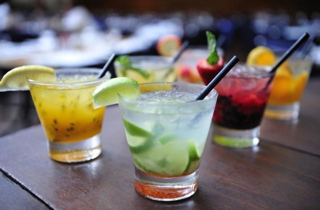 calorias bebidas