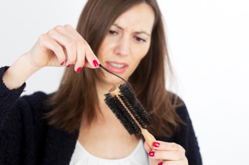 queda de cabelo hormonal