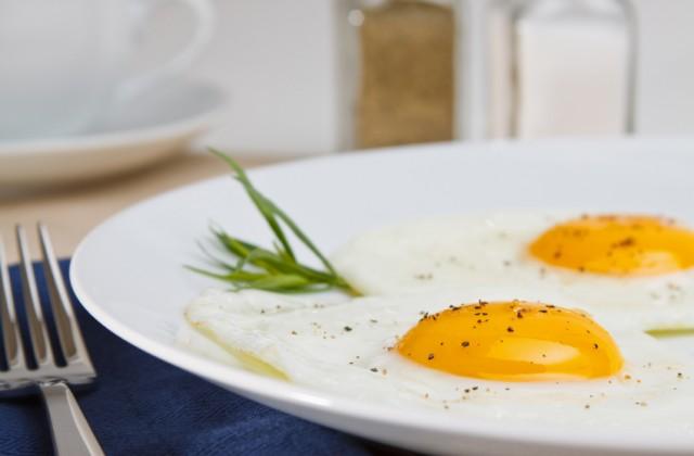 informação nutricional do ovo