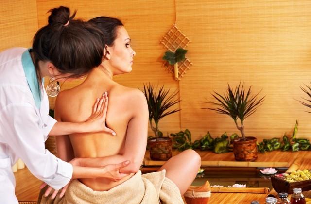 massagem tailandeza