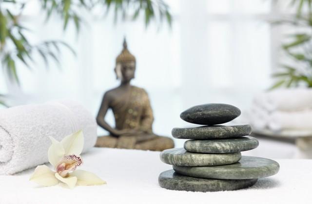 Thai yoga massagem