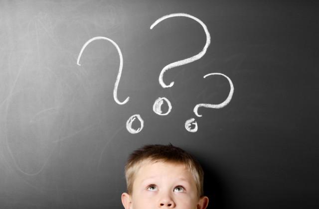 perguntas de criança