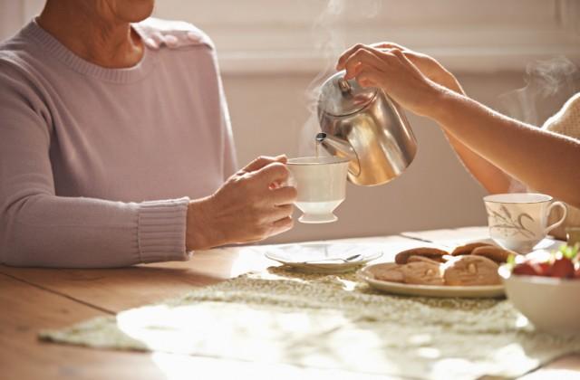 O chá é muito utilizado no tratamento de artrite e outras doenças. Foto: iStock, Getty Images
