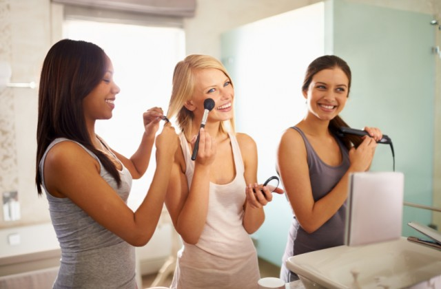 como se maquiar