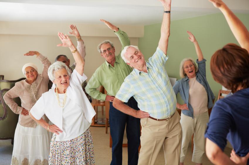 Como funcionam as creches para idosos