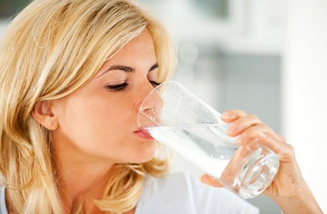 o que é desidratação