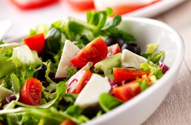 saladas frias