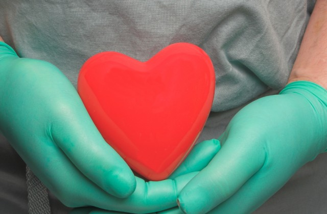 transplante de coração