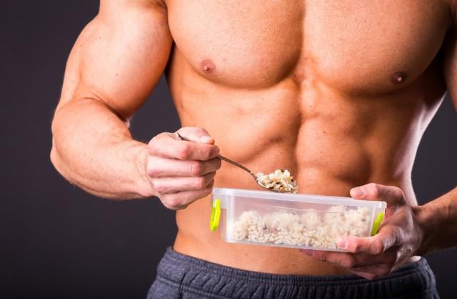 alimentação musculo