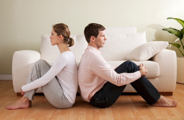 brigas no relacionamento