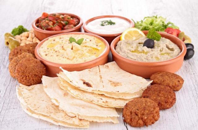comida arabe