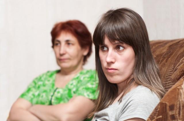 como lidar com a sogra