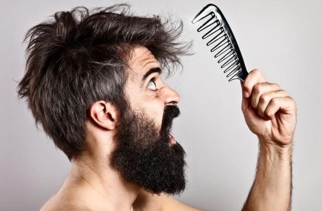 como pentear o cabelo masculino