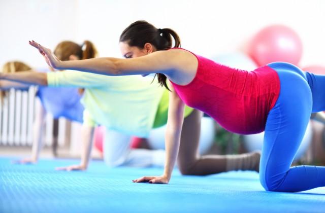 exercicios fisicos para gestantes