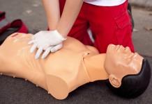 massagem cardiaca