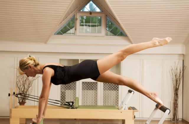 pilates suspenso