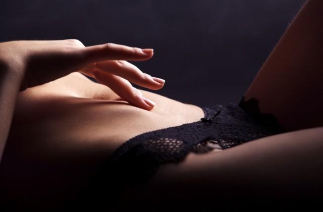 pontos sensíveis do corpo feminino