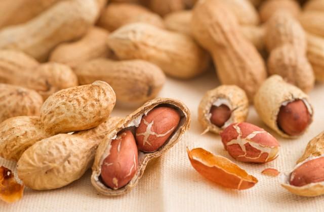alergia a amendoim