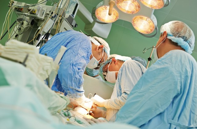 coração transplante