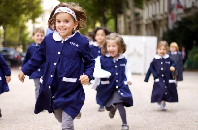 criancas francesas