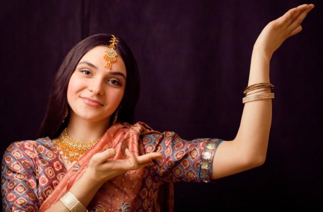 danca indiana