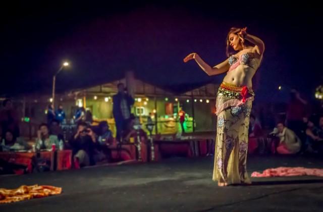 danca oriental