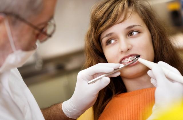 dentes separados