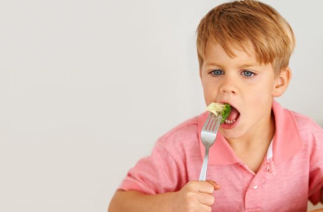 dieta para criancas