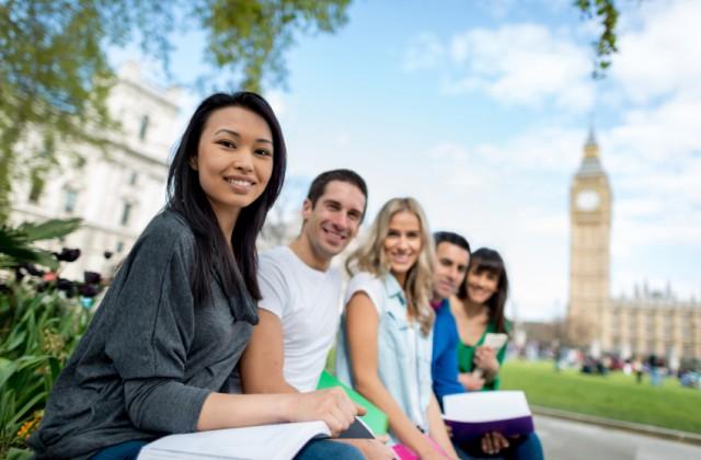 estudar no exterior