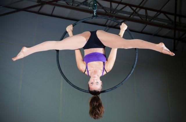 exercicios fisicos de circo