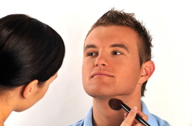 maquiagem para homem