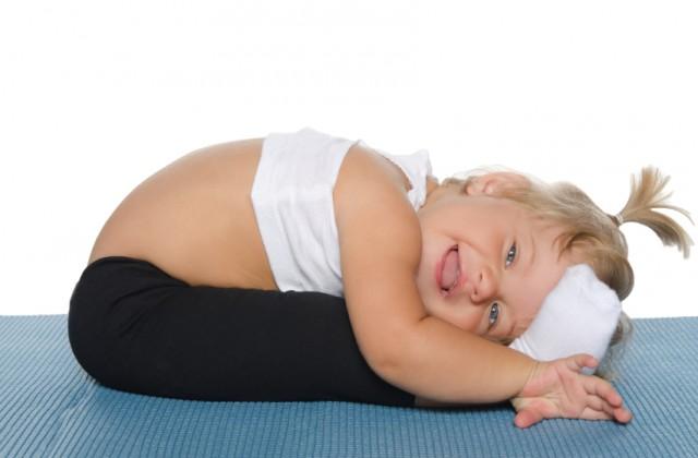pilates para criancas